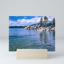 Lake Tahoe Mini Art Print