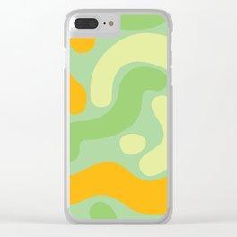 Tropical - Flu Clear iPhone Case