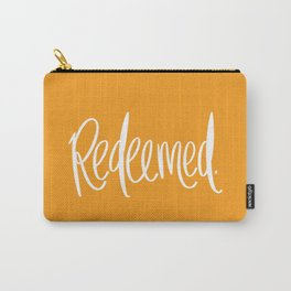 Redeemed Carry-All Pouch