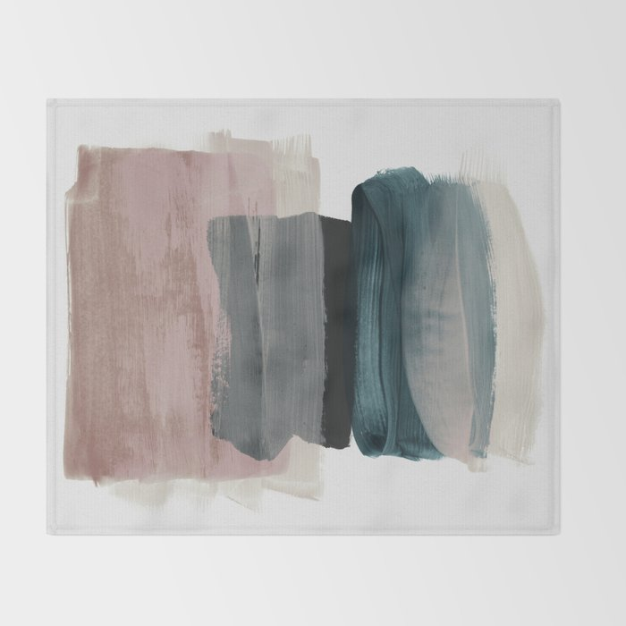 minimalism 1 Throw Blanket