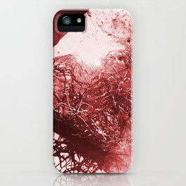 My Chocolate Caged Heart iPhone Case