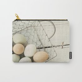 Eggs in one basket Carry-All Pouch