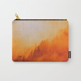 ON FIRE Carry-All Pouch