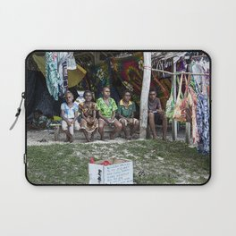 South Pacific Children Laptop Sleeve
