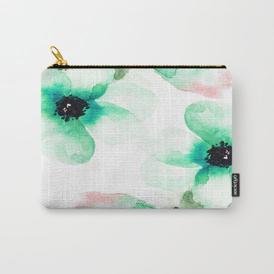 Flowers 07 Carry-All Pouch
