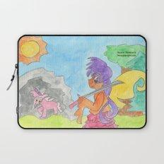 Faerie Knight Laptop Sleeve