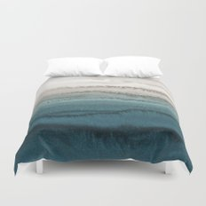 WITHIN THE TIDES - CRASHING WAVES Duvet Cover