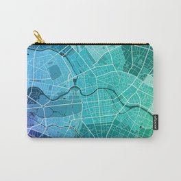 Berlin Map (Colour Gradient) Carry-All Pouch