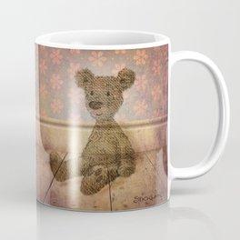 Barely Bear - A Vintage Teddy Coffee Mug
