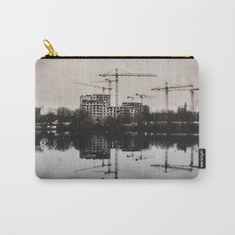 Industrial (retro postcard) Carry-All Pouch