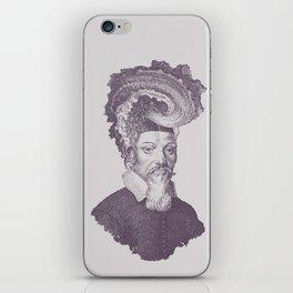 Haute Coiffure  /#8 iPhone Skin