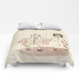 45 years married! Comforters