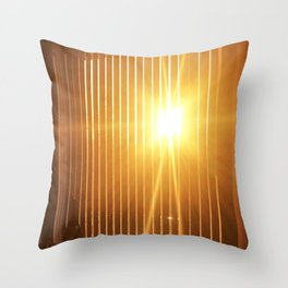 champs. Throw Pillow