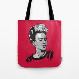 Frida Kahlo - Trinchera Creativa Tote Bag