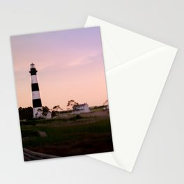Sunrise at Bodie Lighthouse x Outer Banks Stationery Cards