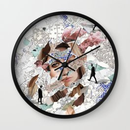 Direction Search Wall Clock