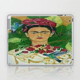 Frida In Heaven Laptop & iPad Skin
