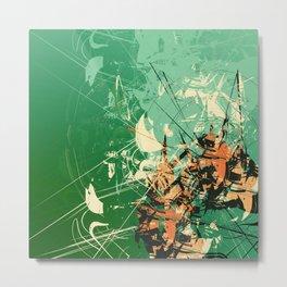 73018 Metal Print