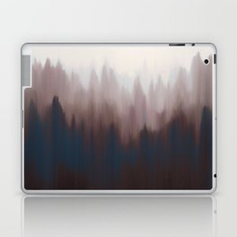Taupe Silence Laptop & iPad Skin