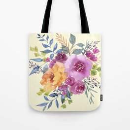 expressive bouquet Tote Bag