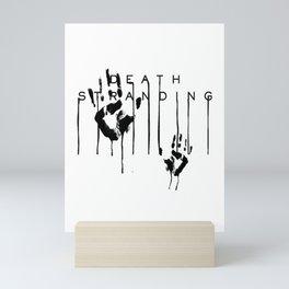 Death Stranding Hideo Kojima videogame lou sam porter Mini Art Print