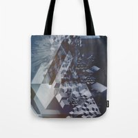 san francisco Tote Bags featuring San Francisco by Herwig Scherabon