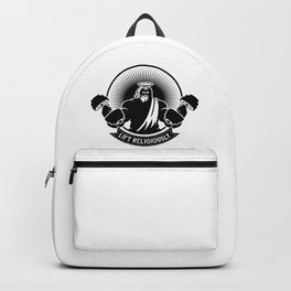 Lift Religiously Backpack