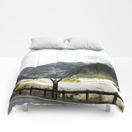 New Zealand's beauty *Fox Glacier Comforters
