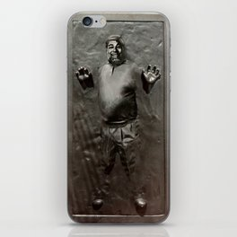 Steve Wozniak in Carbonite iPhone Skin