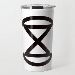 Extinction Rebellion Travel Mug