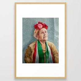 Matriarch Framed Art Print