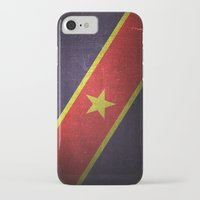 flag iPhone & iPod Cases featuring Flag by Steven Overturf
