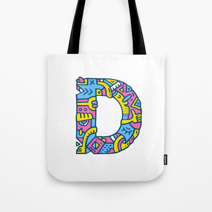 D-lightful Tote Bag