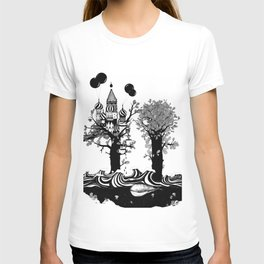 The Whale and The Balloons T-shirt