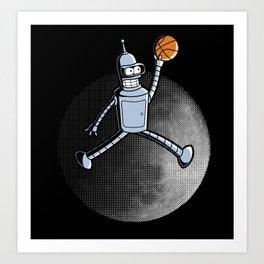 The Last Air Bender Art Print