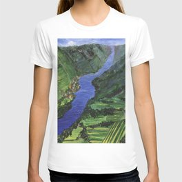 Moselle River T-shirt