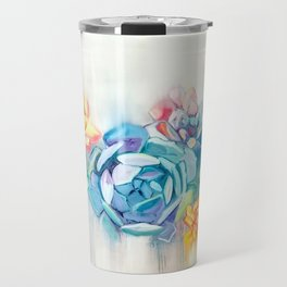 Dreaming of Spring Travel Mug