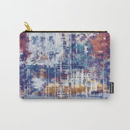 Wintered Reflections Carry-All Pouch
