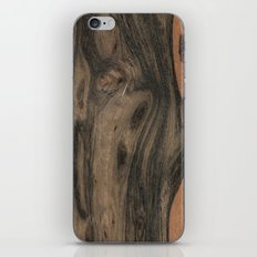 Birdseye Paldao Wood iPhone & iPod Skin