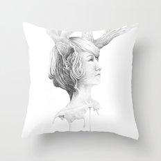 Sweet memories Throw Pillow