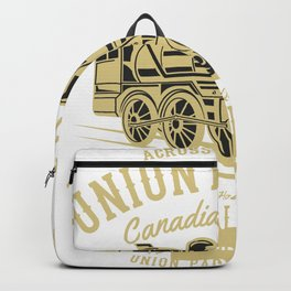 Union Express National Railway Backpack