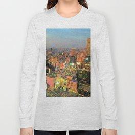 Shibuya, Tokyo, Japan Long Sleeve T-shirt