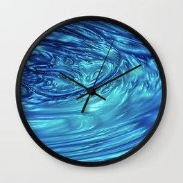 Inner Sea Ocean Devotion Wall Clock