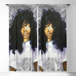 Naturally Sza Blackout Curtain
