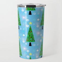Christmas Repeat Travel Mug