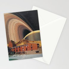Saturn Chalet Stationery Cards