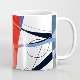 Abstract Geometric 2 Coffee Mug