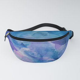 Bloom Up Abstract Fanny Pack