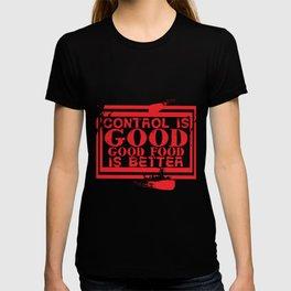food tester funny saying food critic T-shirt
