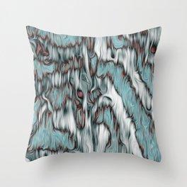 Psikedelix 122 Throw Pillow